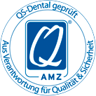QS Dental Prüfsiegel
